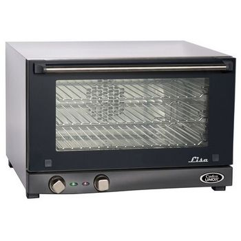 Convection oven Cadco Lisa, stainless steel, 3 Racks 1/2 Size Sheets