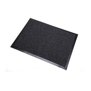 Bar Mat Carpet, black, 4' x 6'