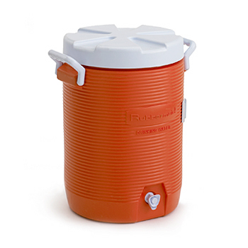 Cold thermo, plastic, 5Gal / 100 Cup