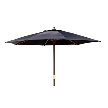 Market Umbrella 9' , black