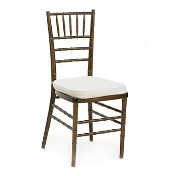 Chairs, Chiavari, fruitwood