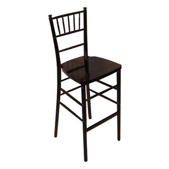 Bar Stool, black, chivari, stacking