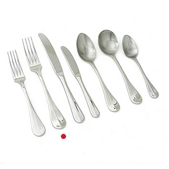 Belair dinner fork, stainless steel