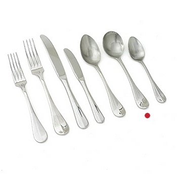 Belair bouillion spoon, stainless steel