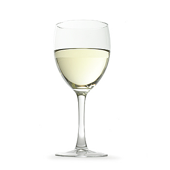 Wine, glass, medium, 12oz