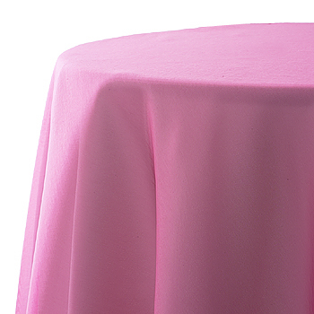 Table runner, fuschia, organza, 15