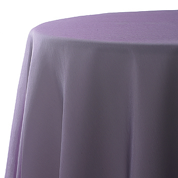 Table runner, plum, organza, 15