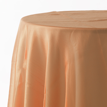 Table Overlay, ginger, chiffon, 72