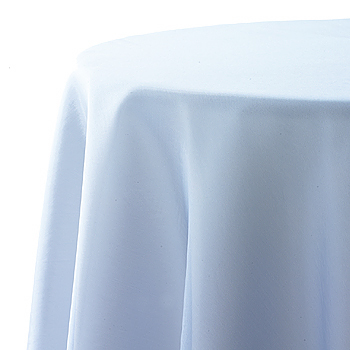 Table Overlay, baby blue, organza, 72