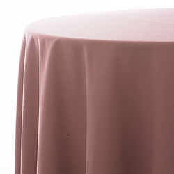 Tablecloth Dusty Rose Poly 90 Quot Round Lonsdaleevents Com