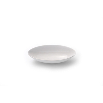 Bowl, Oval - Tashi, white, porcelain, Oval, 32oz, 6