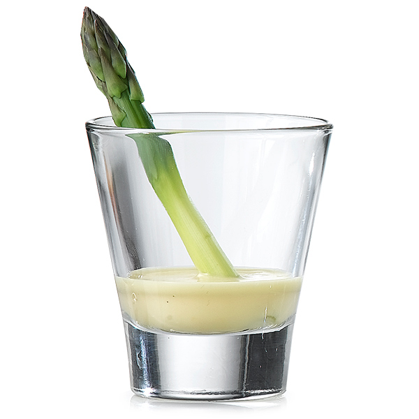 Espresso Amuse Bouche, glass, 3.5oz
