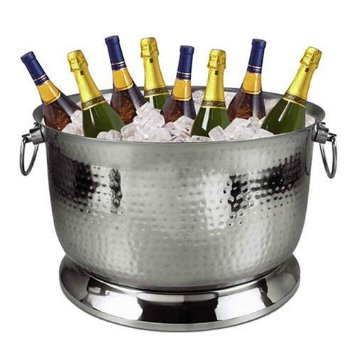 Beverage Tub, Large, stainless, stainless steel, 34 Qt