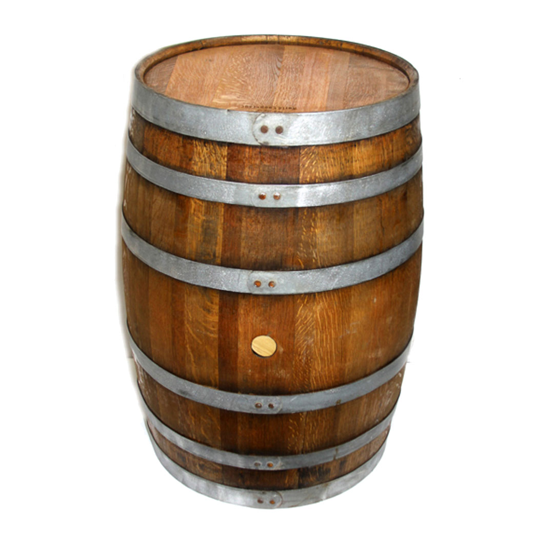 Wine Barrel- Napa Rustic, rustic wood, wood, Apx 38 in Tall x 27 in wide